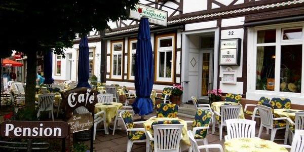 Pension Café Rosengarten