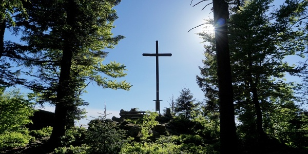 Knogl-Gipfelkreuz