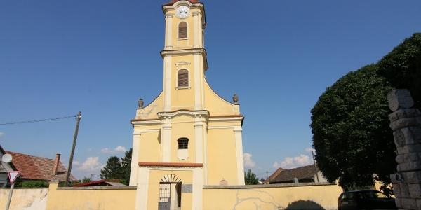 A siklósi Szent Demeter-templom (szerb ortodox templom)