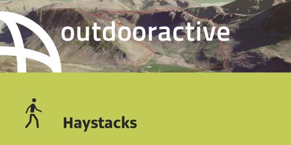 hike in Allerdale: Haystacks