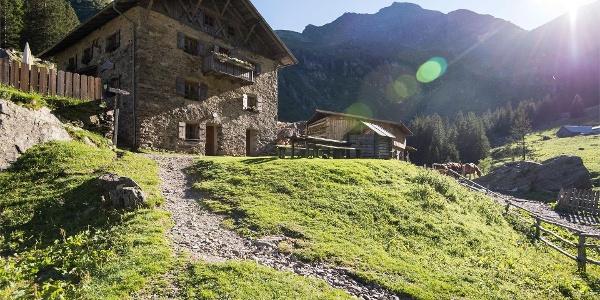 Bockerhütte alpine hut