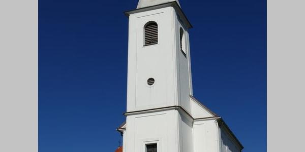 Szentmihály hill church