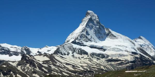 View of the ironic Matterhorn