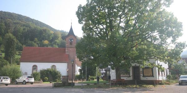 Ortsmitte Nothweiler