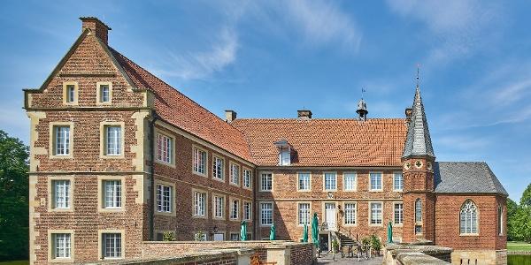 Burg Hülshoff in Havixbeck