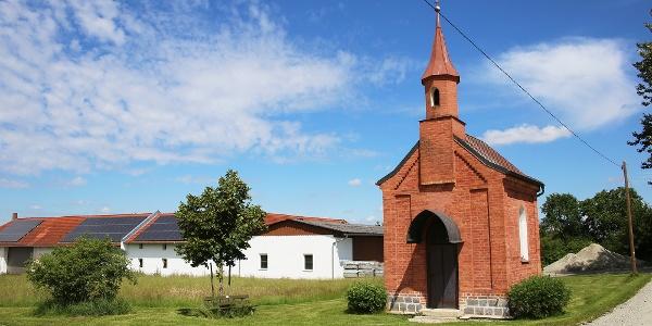 Eine kleine Hof-Kapelle