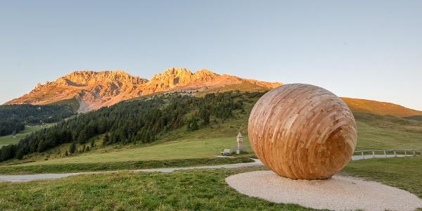 Eye to the Dolomites - Reiterjoch