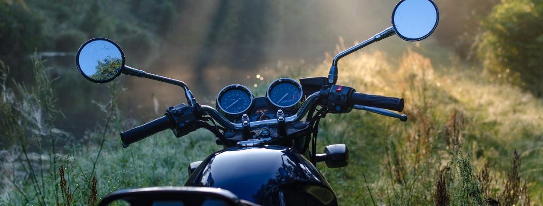 Motorradtouren im Erzgebirge