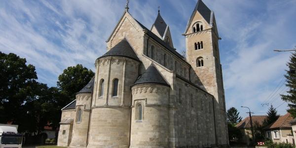 Saint James Church, Lébény