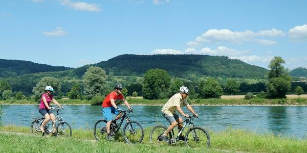 Radfahren im Zurzibiet
