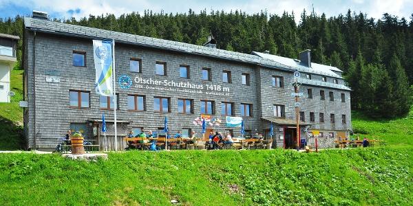 ÖTK Ötscher-Schutzhaus 1418 m