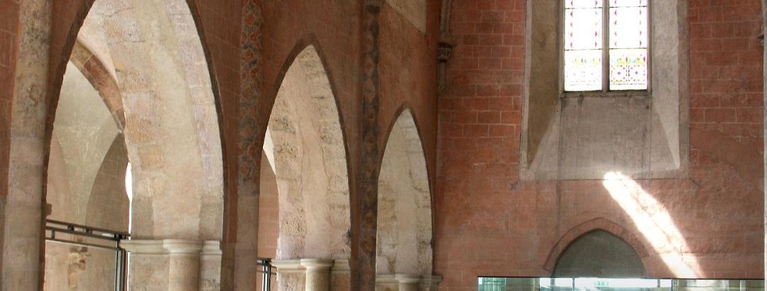 Dominikanerkirche-Krems Innenansicht