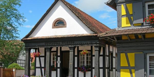 Mémorial GOETHE - Sessenheim