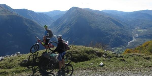 Views on  Soča Valley