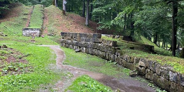 Poarta Est Sarmizegetusa Regia