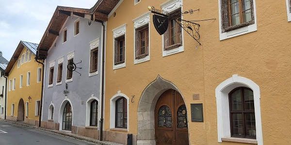 Restaurant Anno 1348 Marktschellenberg