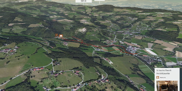 Wanderung in Stubenberg: Klammrunde