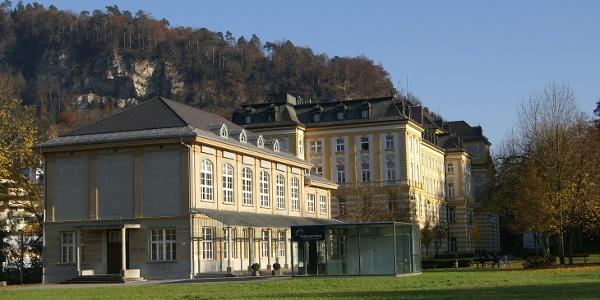 Landeskonservatorium und Pförtnerhaus Feldkirch