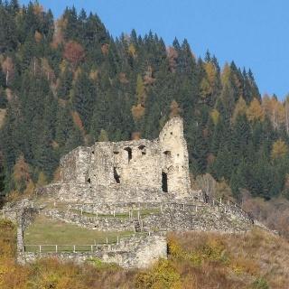 Castello di Altaguardia – Val di Bresimo