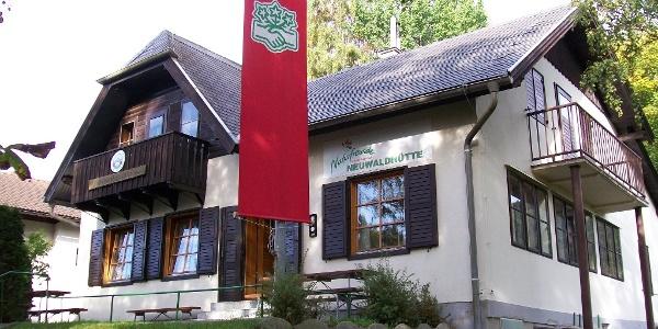 Naturfreunde Neuwaldhütte am Kampstein