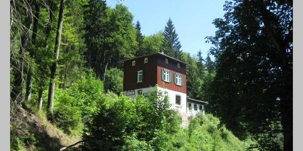 """""""Historischer Bahnhof Stöberhai"""""""