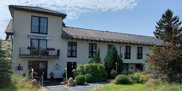 DAV Haus Astenberg