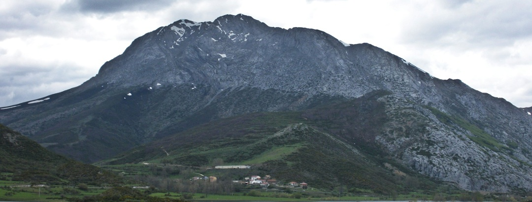 Pico Espigüete, 2450 m