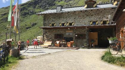 Amberger hutte 1