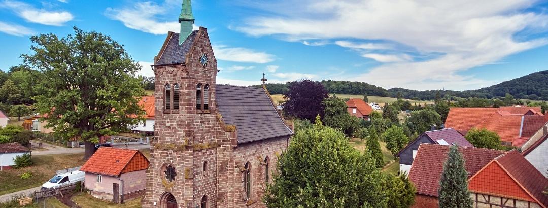 St. Martini Kirche Billingshausen