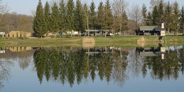 Novo Virje with surroundings