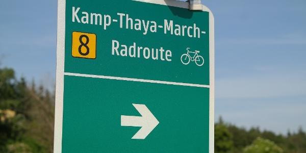 KTM Kamp-Thaya-March Route