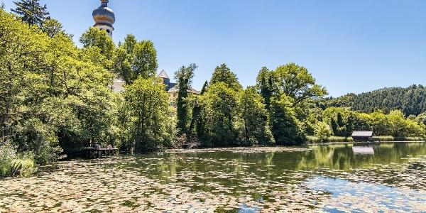 Am Höglwörther See