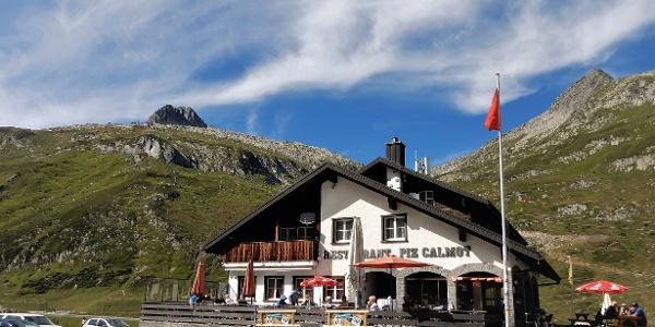 Berggasthaus Piz Calmot