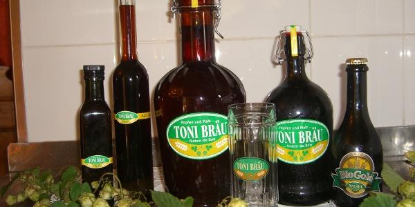 Produkte von Toni Bräu