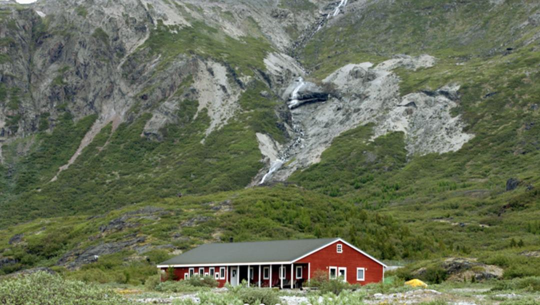 Narsarsuaq Hostel, Photo by Blue Ice Explorer