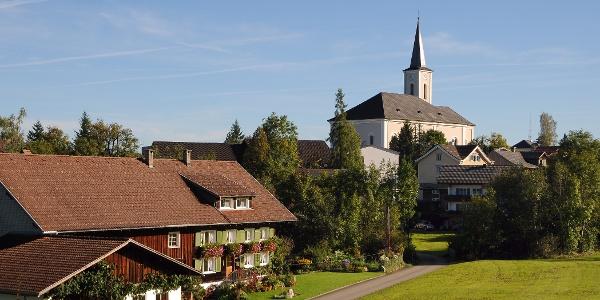 Alberschwende, Katholische Pfarrkirche Heiliger Martin 4