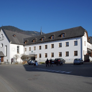 Bezau, Kapuzinerkirche