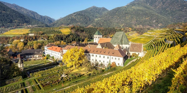 Sentiero del Vino a Bressanone