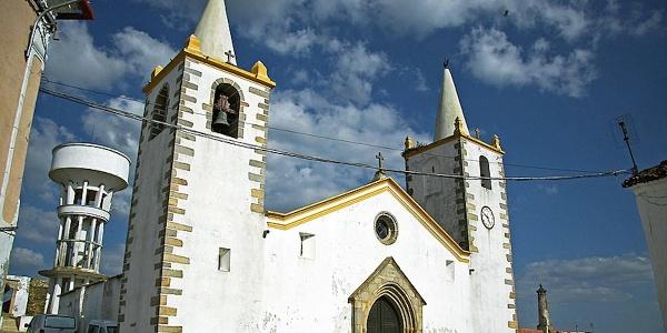 Igreja Matriz de Montalvão, Portugal