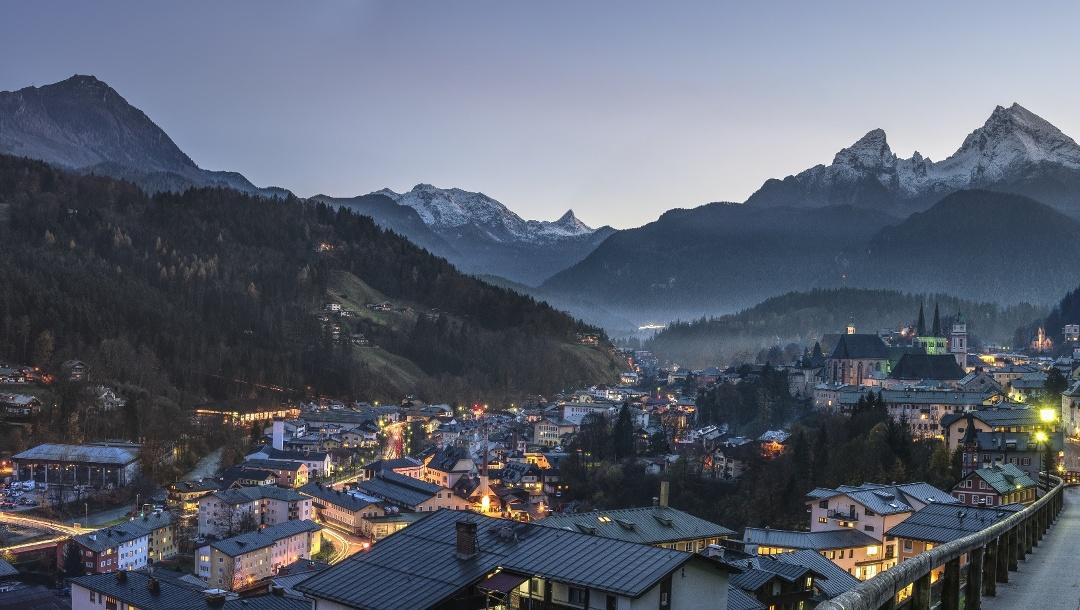 Berchtesgaden im Winter