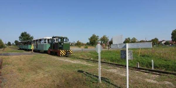 Csömödéri Állami Erdei Vasút (Lentiszombathely-Mumor megállóhely)