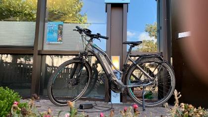 E-Bike Ladestation Bad Laasphe