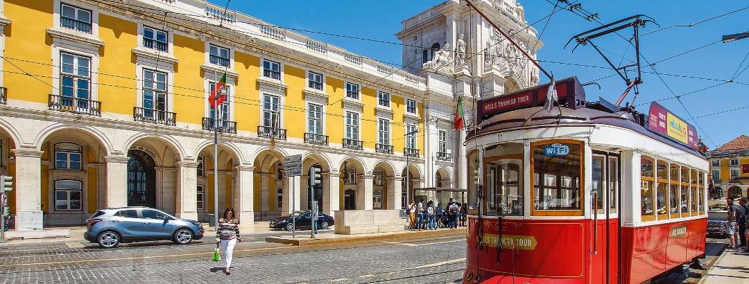 Eléctrico de Lisboa - Portugal
