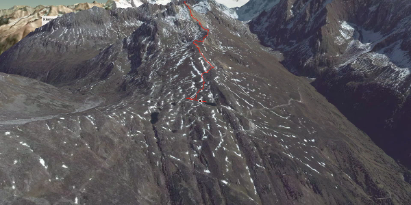 Wanderung in den Zillertaler Alpen: Rotbachlspitz geologisches Wunder