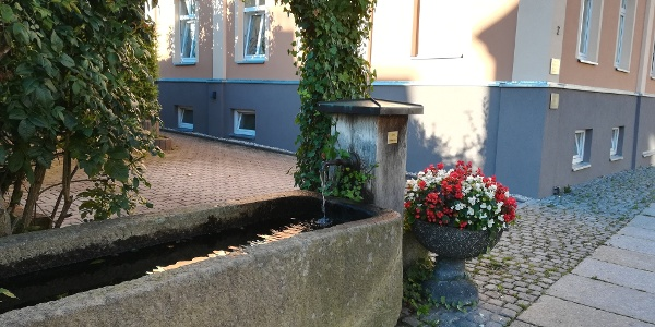 Brunnen, Alte Schulstraße