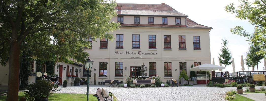 Ansicht Schlosshotel Tangermünde