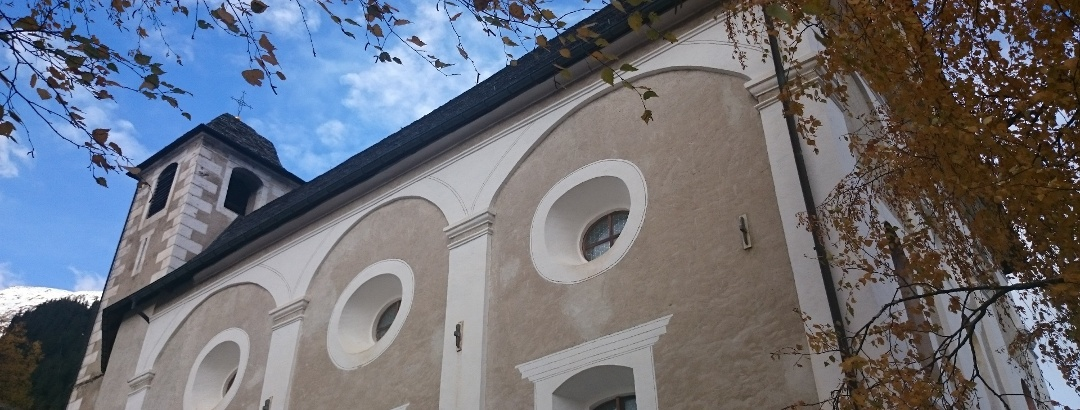 Kirche Sogn Placi