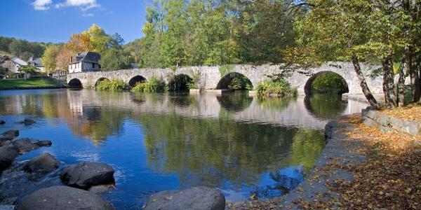 Le Pont du Saillant