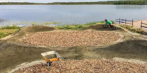 Ylläsjärven pumppis