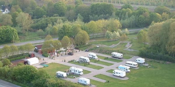 Reisemobilpark Kleve